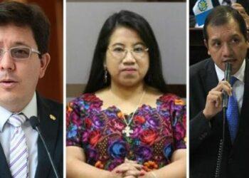 Tres ministros más renuncian por crisis en Guatemala
