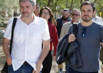 Garzón: «La izquierda debe luchar por derogar las reformas laborales y un cambio radical del modelo productivo»
