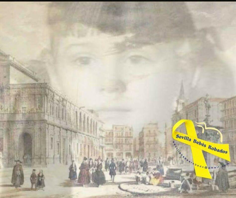 La Asociación Sevilla Bebés Robados sale a la calle el próximo 3 de septiembre