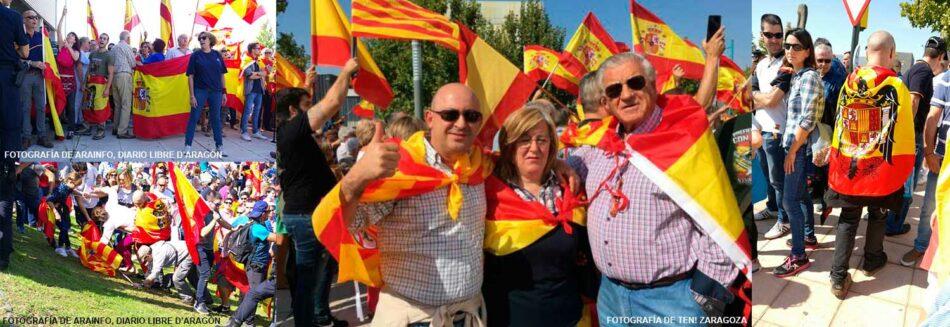 El PCE y la UJCE en Aragón ante la vulneración de derechos civiles y la autoritaria postura del Gobierno del Estado