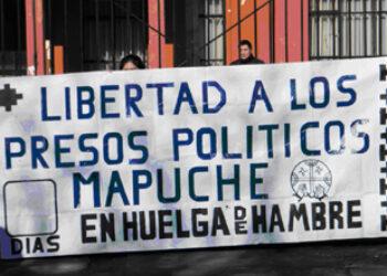 Huelga de hambre de presos políticos mapuche sobre los 114 días: al borde de la muerte