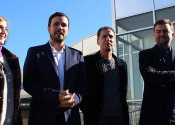 Garzón encabezará la delegación de IU a la Asamblea por las Libertades