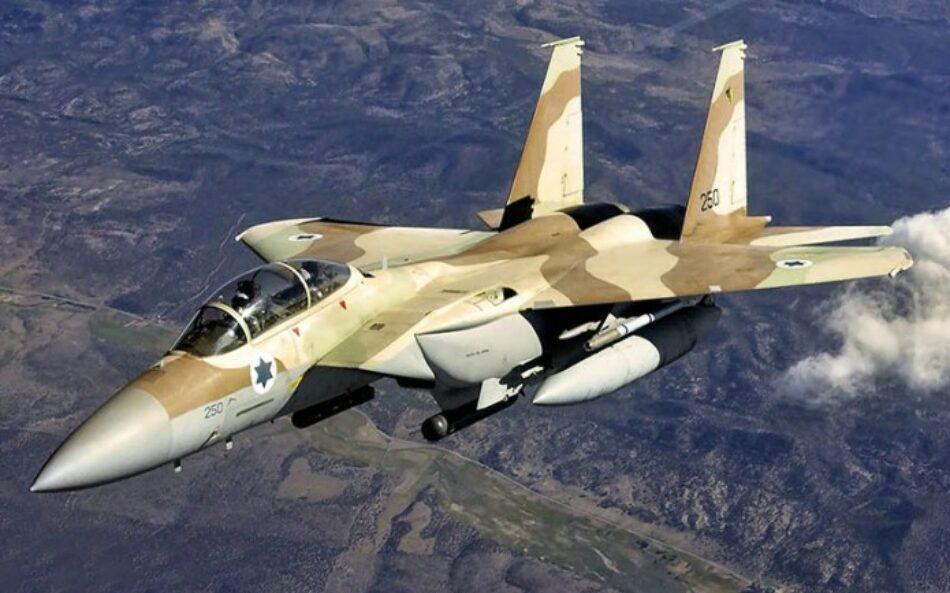 Aviones israelíes violan de nuevo el espacio aéreo libanés