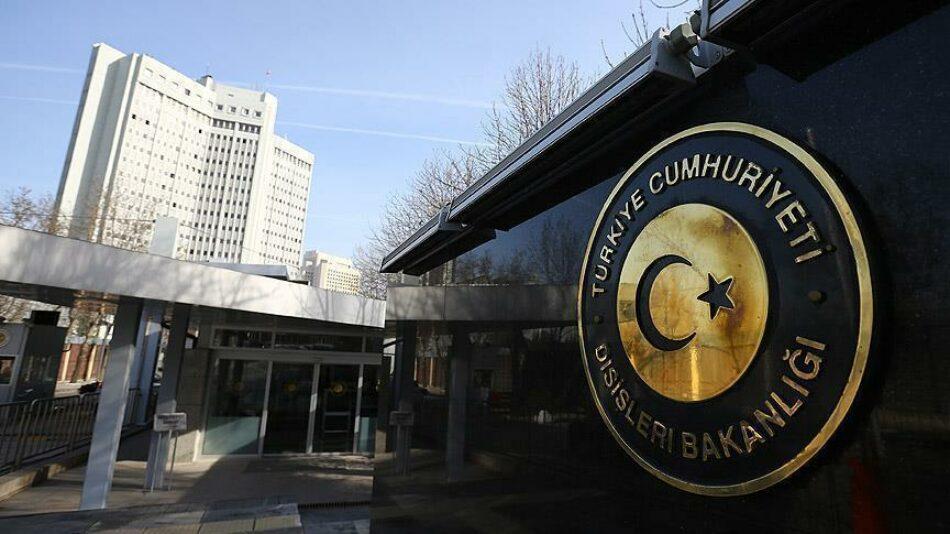 Turquía condena decisión de tribunal belga en favor del PKK