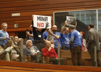 Expertos nucleares internacionales mostrarán su apoyo a la lucha contra la mina de uranio en Salamanca