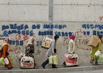 Marina Albiol critica a la CE por desentenderse de la situación de las mujeres porteadoras de Ceuta