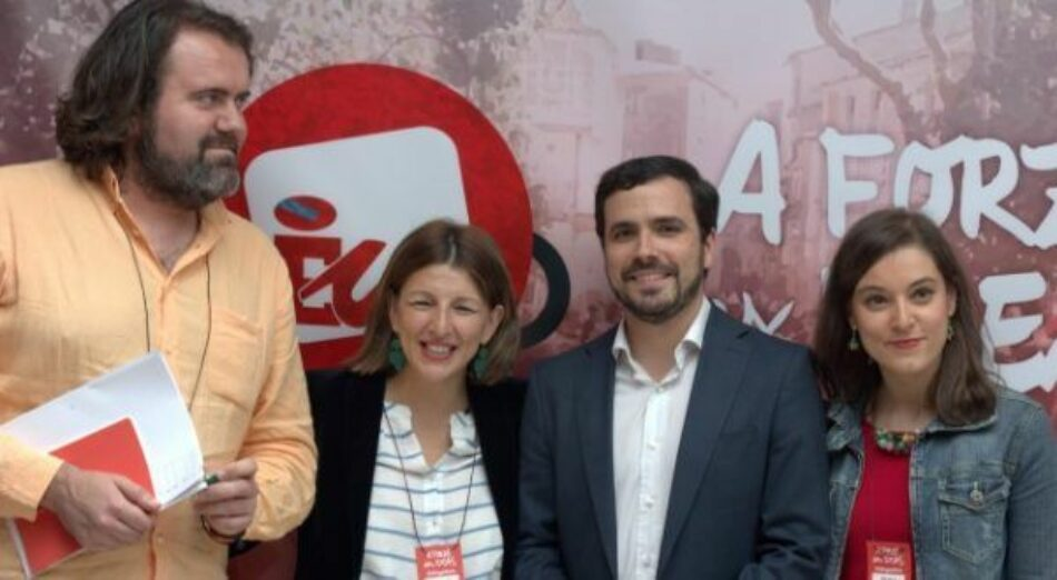 """Eva Solla, Vanessa Angustia e Yolanda Díaz participan mañá domingo na """"Asemblea de Zaragoza"""" para buscar unha saída dialogada á situación de Catalunya"""