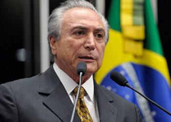 Fiscalía de Brasil emite nuevas denuncias contra Michel Temer