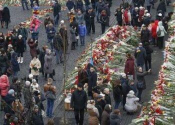 Ucrania registra una fuerte reducción de población
