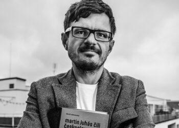 El escritor checo David Zábranský se presenta en España
