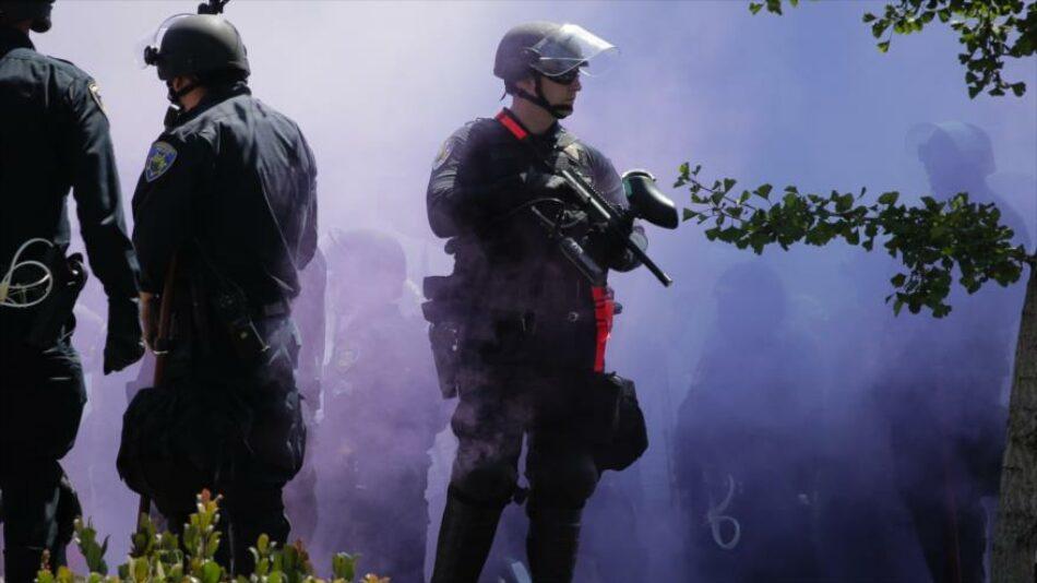 'Estado de emergencia' en Florida ante arenga de un supremacista