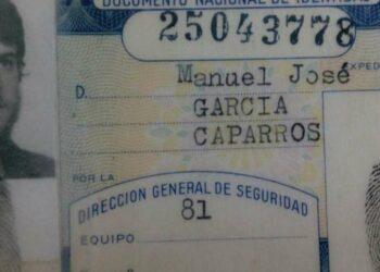 El Congreso acepta 40 años después el acceso a las actas secretas sobre el asesinato de García Caparrós