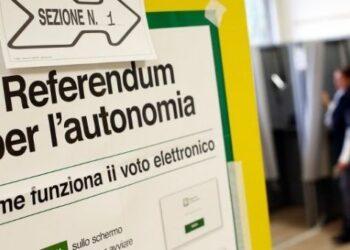 Autonomistas italianos ganan referéndum en Lombardía y Véneto