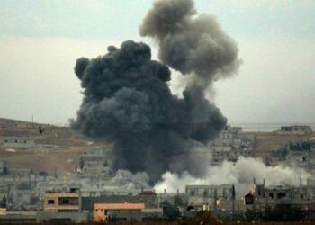 Segunda masacre en 48 horas en Siria. 45 civiles muertos por ataque de coalición anti-Daesh en Raqqa