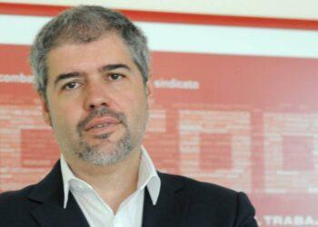 """Unai Sordo: """"Hay que generar las condiciones objetivas para abrir un escenario de negociación y diálogo político sobre Catalunya"""""""