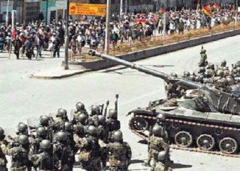 Bolivianos recordarán Guerra del Gas y respaldarán proceso de cambio