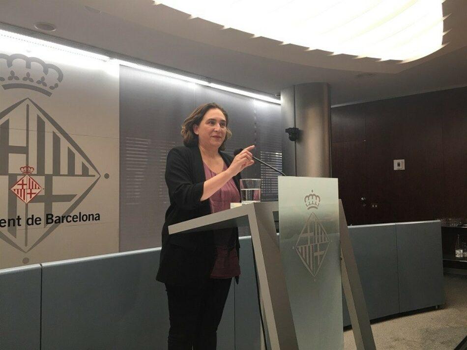 Barcelona En Comú obre el debat sobre l'impacte de l'aplicació del 155 a la política municipal