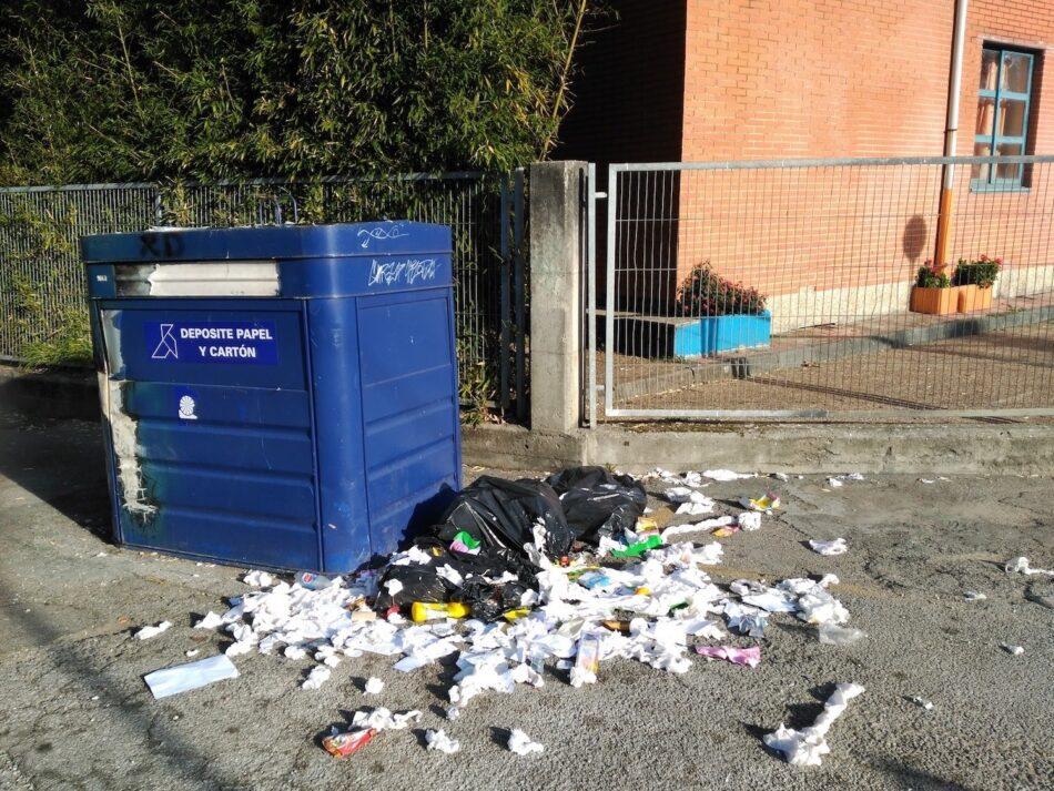 Califican como «disparatado» el Plan de Residuos para Asturias 2017/2024