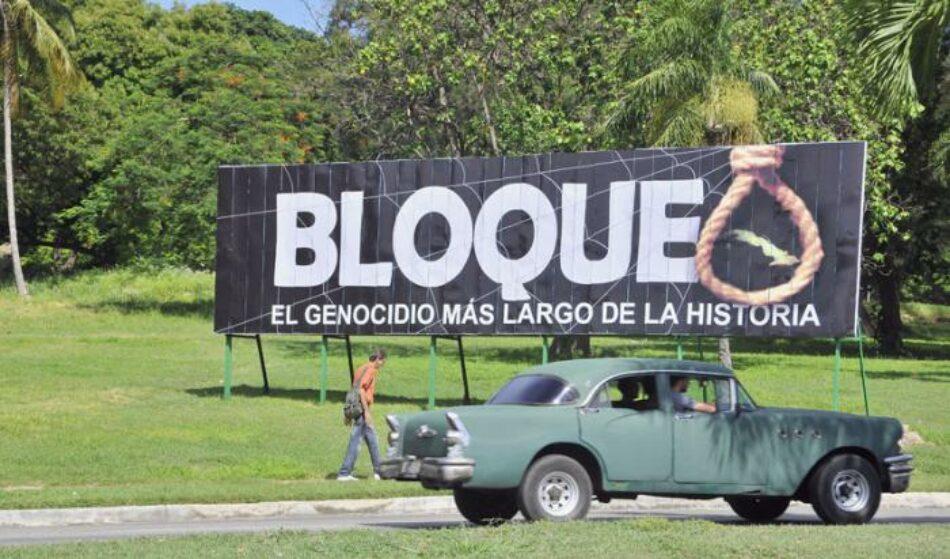 Palestina y Argelia reclaman en ONU fin del bloqueo contra Cuba