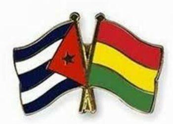 Organizaciones sociales de Bolivia reclaman fin del bloqueo a Cuba