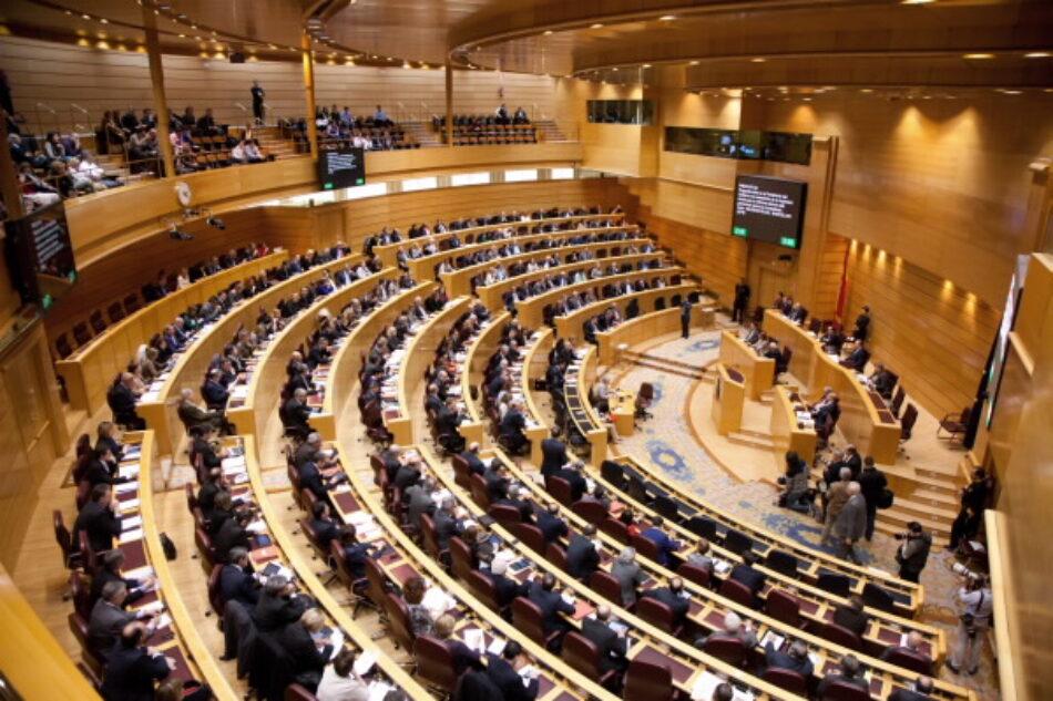 Los Senadores y Senadoras catalanas ante el 155
