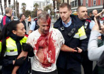 """IU exige a la UE que """"condene con rotundidad"""" la represión policial en Catalunya y abra expediente al Gobierno de Rajoy"""
