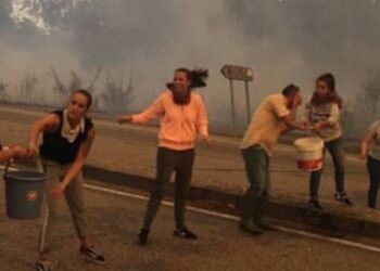 Unidos Podemos-En Comú Podem-En Marea solicita al Gobierno varias comparecencias para que expliquen el operativo desplegado ante los incendios
