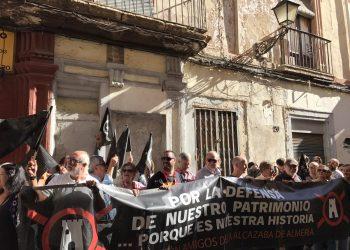 El Parlamento respalda la iniciativa de Podemos para declarar BIC la Casa Palacio de los Góngora