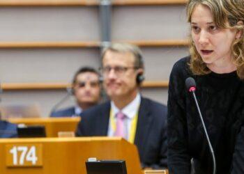 """Marina Albiol cree que la cumbre del G-6 en Sevilla está """"cargada de racismo y xenofobia"""" por relacionar migración y terrorismo"""