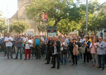Llibertat Jordi Cuixart i Jordi Sànchez