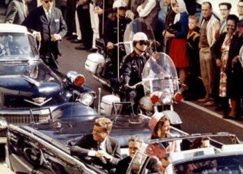 EE.UU. publica archivos secretos del asesinato de John F. Kennedy