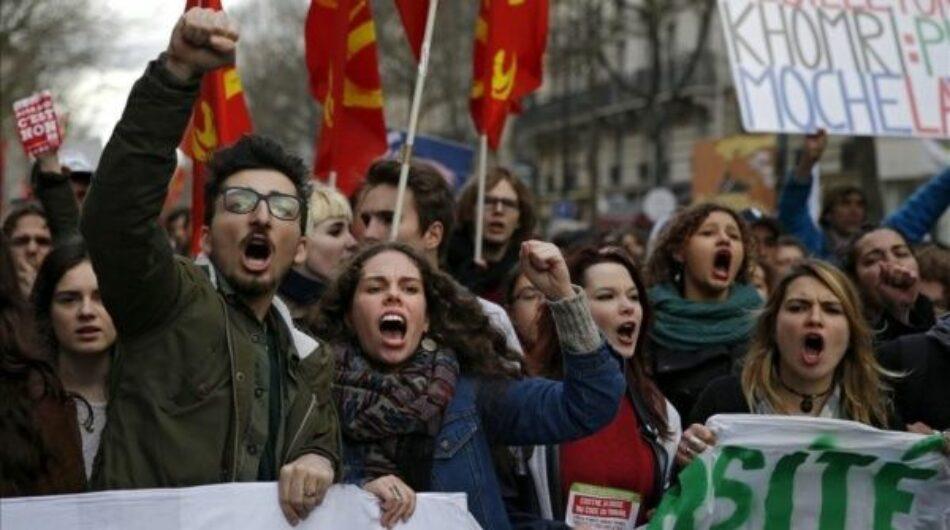 Francia: nuevas protestas por segunda fase de reforma laboral