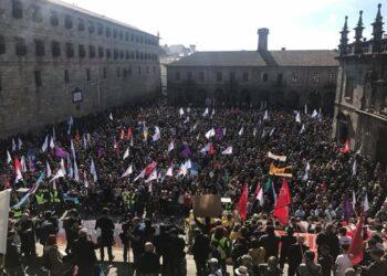 Moción para declarar a Narón Municipio oposto a chamada Lei de depredación da Galiza