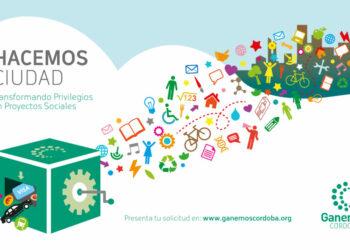 Ganemos Córdoba pone en marcha un fondo económico  para proyectos sociales