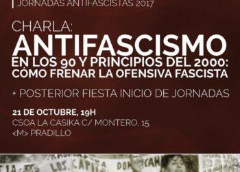 Jornadas Antifascistas 2017