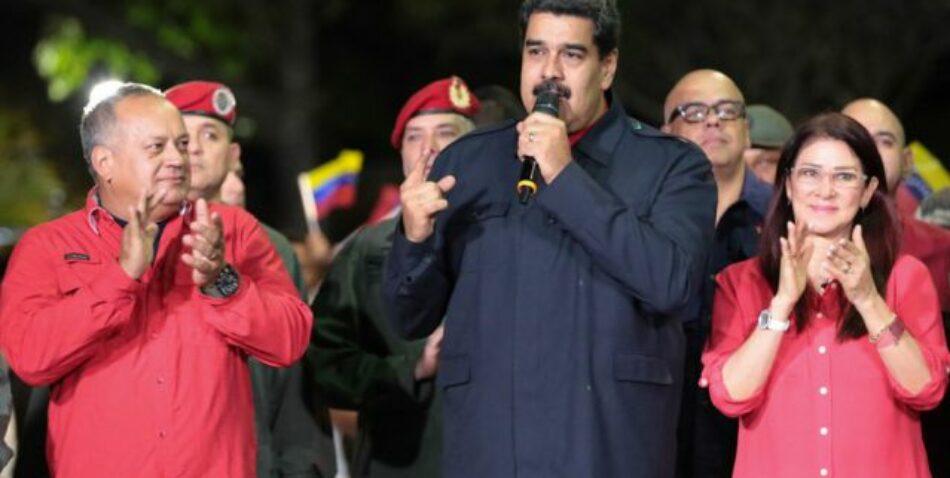 Rotundo triunfo del chavismo