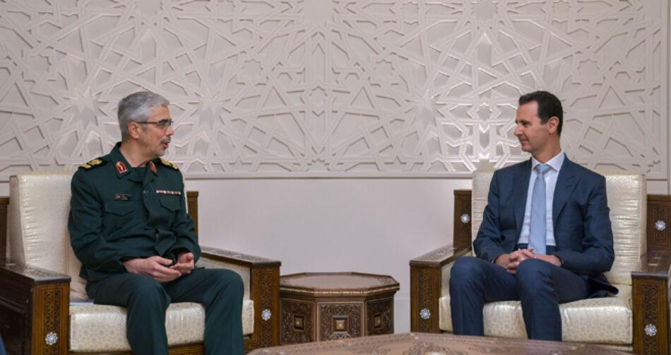 Assad: La derrota del terrorismo en Siria ha abortado los planes occidentales para Oriente Medio