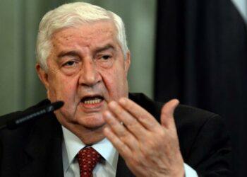 Muallim: La coalición liderada por EEUU lo ataca todo en Siria, excepto al Daesh