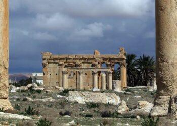 Siria denuncia la destrucción de partes de su patrimonio artístico por el Frente al Nusra