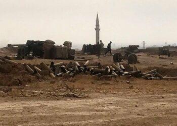 Ejército sirio llega a las puertas de Al Mayadin, la capital de facto del Daesh en Siria