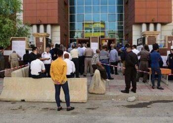 Tribunal iraquí emite orden de arresto contra los organizadores del referéndum kurdo