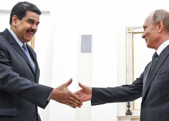 """Maduro: He visitado """"un nuevo mundo"""" que apoya a Venezuela"""