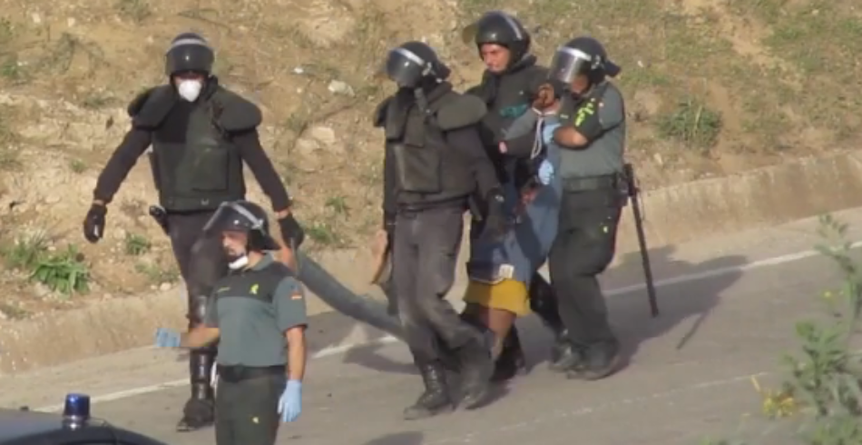 El Tribunal Europeo de DDHH condena a España por dos 'devoluciones en caliente' en nuestra frontera Sur