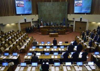 Chile. Protestan por suspensión de sesión especial de la Cámara de Diputados que abordaría crisis del VIH/SIDA