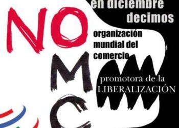 """Un pretexto para profundizar el libre comercio.  El """"comercio electrónico"""" en la OMC"""