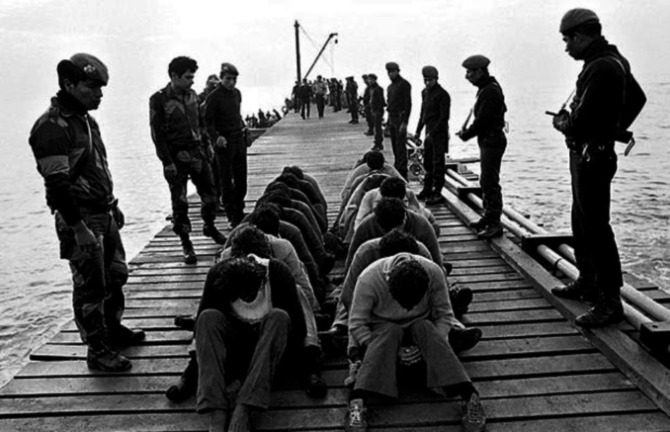 """Perú. Declaran """"Crimen de Lesa Humanidad"""" la masacre de 133 presos políticos en la cárcel de El Frontón en 1986"""