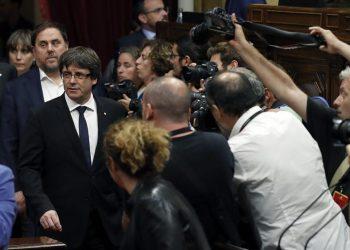 Catalunya: Mostramos nuestra satisfacción por la suspensión de la declaración unilateral de independencia y reclamamos se mantengan abiertas todas las vías de diálogo