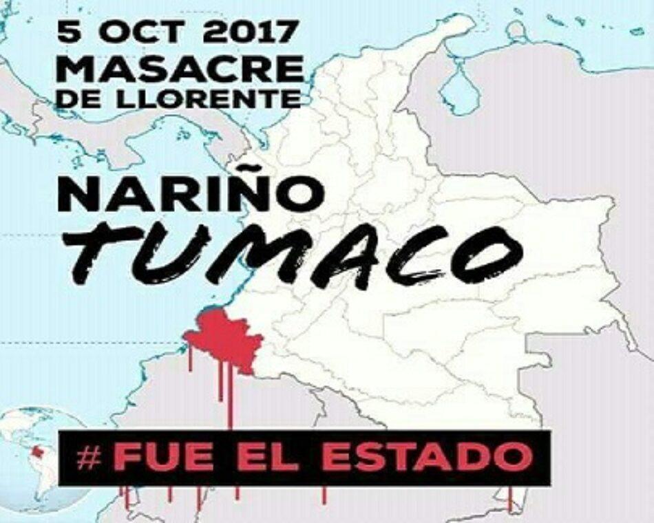 """Colombia. Jesús Santrich: """"En Catatumbo la situación es igual o peor"""" que en Tumaco"""