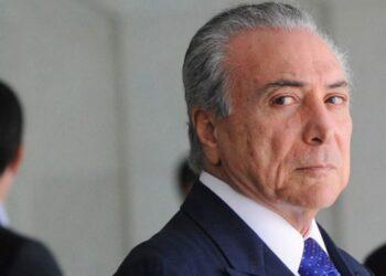 Brasil. Temer exonera a ocho ministros para votar contra denuncia en la Cámara