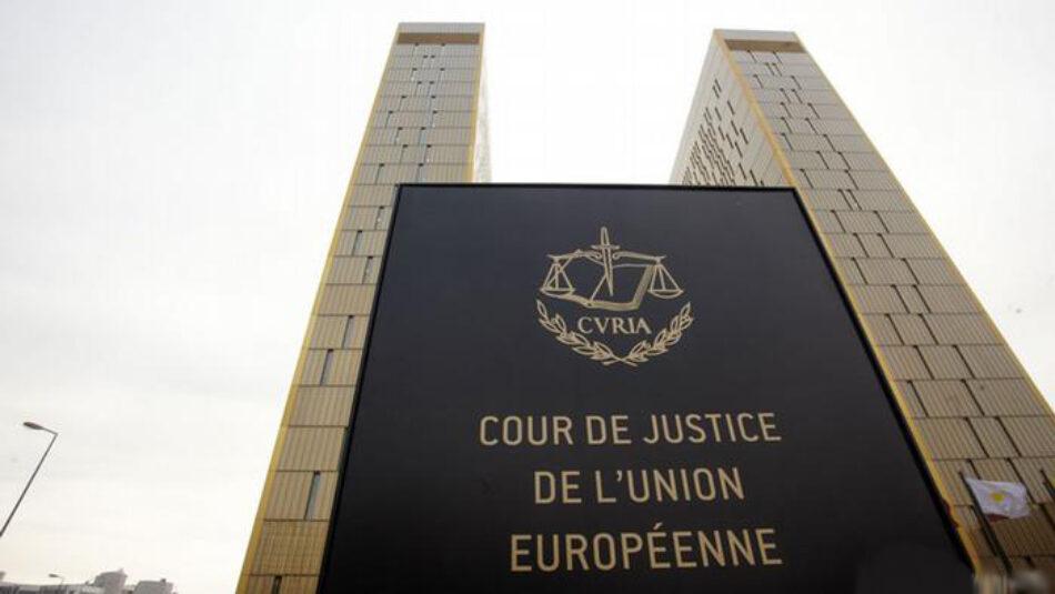 El TJUE se opone a que el plazo para reclamar gastos hipotecarios compute desde la firma del contrato